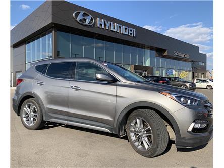 2017 Hyundai Santa Fe Sport 2.0T Ultimate (Stk: 29081A) in Saskatoon - Image 2 of 18