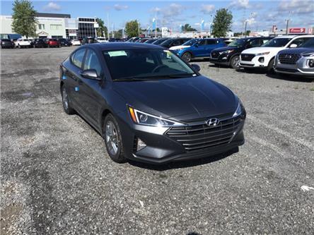 2020 Hyundai Elantra Preferred w/Sun & Safety Package (Stk: R05171) in Ottawa - Image 1 of 9