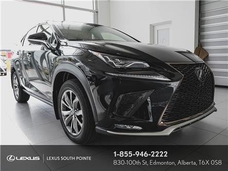 2020 Lexus NX 300 Base (Stk: LL00059) in Edmonton - Image 1 of 24