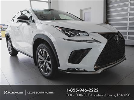 2020 Lexus NX 300 Base (Stk: LL00057) in Edmonton - Image 1 of 21