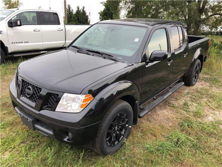 2019 Nissan Frontier Midnight Edition (Stk: V0645) in Cambridge - Image 2 of 5