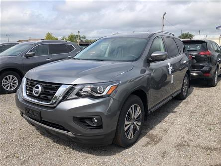 2019 Nissan Pathfinder SL Premium (Stk: KC653459) in Whitby - Image 1 of 5