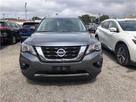 2019 Nissan Pathfinder SL Premium (Stk: KC653459) in Whitby - Image 2 of 5