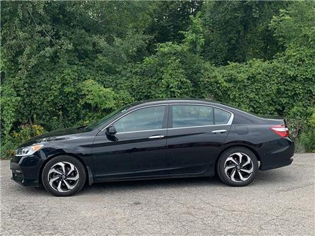 2017 Honda Accord EX-L (Stk: J1270A) in London - Image 1 of 14