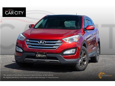 2013 Hyundai Santa Fe Sport 2.4 Premium (Stk: 2673) in Ottawa - Image 1 of 20