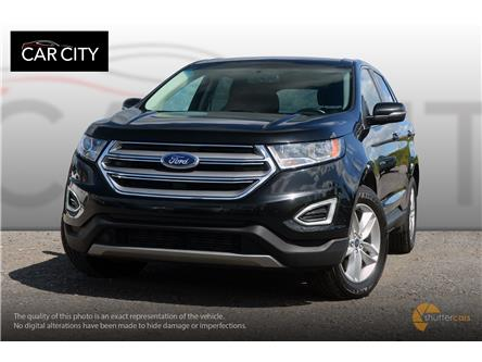 2016 Ford Edge SEL (Stk: 2670) in Ottawa - Image 1 of 20