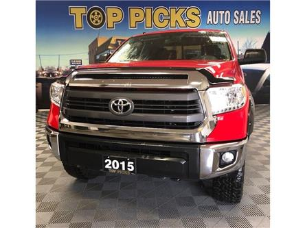 2015 Toyota Tundra SR 4.6L V8 (Stk: 061773) in NORTH BAY - Image 1 of 29