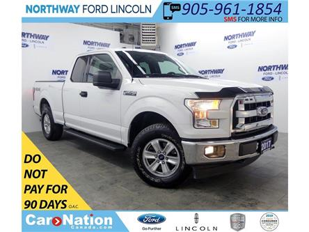 2017 Ford F-150 XLT | 3.5L ECOBOOST | BACKUP CAM | KEYLESS ENTRY | (Stk: F193310A) in Brantford - Image 1 of 38