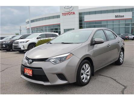 2014 Toyota Corolla  (Stk: 170166) in Milton - Image 1 of 18