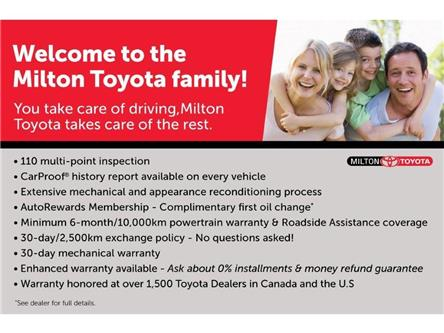 2014 Toyota Camry  (Stk: 854759) in Milton - Image 2 of 15