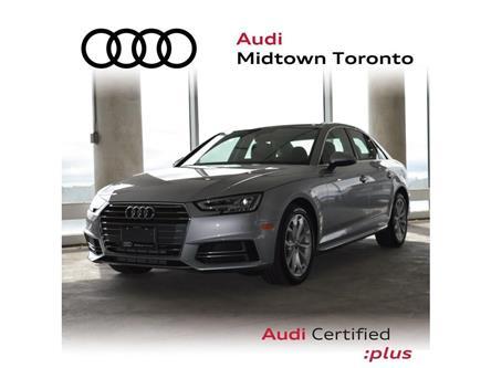 2018 Audi A4 2.0T Progressiv (Stk: AU4454) in Toronto - Image 1 of 25