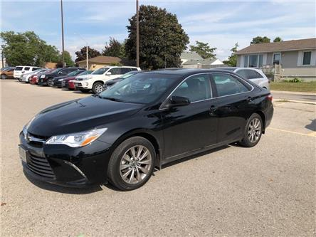 2016 Toyota Camry XLE V6 (Stk: U19419) in Goderich - Image 1 of 18