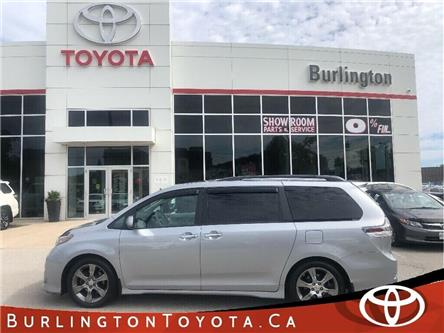 2013 Toyota Sienna SE (Stk: U10801) in Burlington - Image 1 of 22