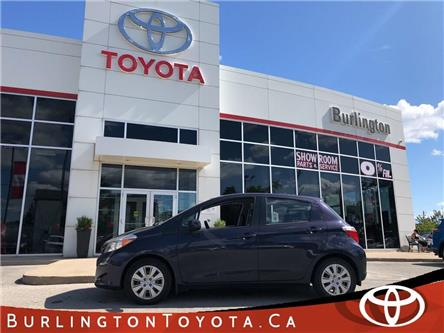 2014 Toyota Yaris LE (Stk: U10814) in Burlington - Image 1 of 15