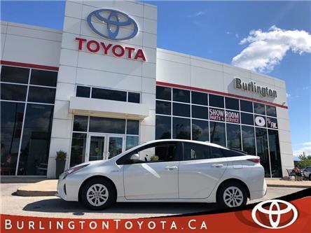 2016 Toyota Prius Base (Stk: U10812) in Burlington - Image 1 of 16