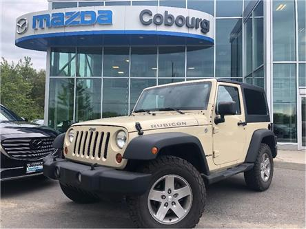 2011 Jeep Wrangler Rubicon (Stk: 19024A) in Cobourg - Image 1 of 9