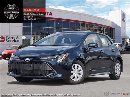 2019 Toyota Corolla Hatchback CVT (Stk: 69437) in Vaughan - Image 1 of 24