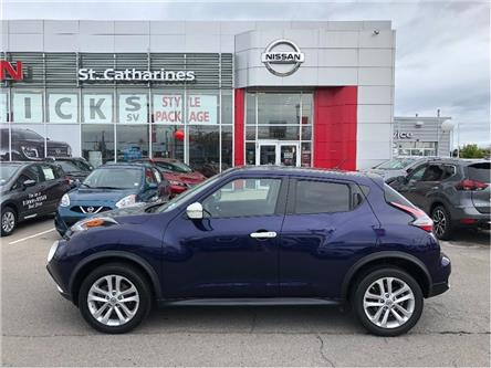2015 Nissan Juke  (Stk: P2402A) in St. Catharines - Image 1 of 19