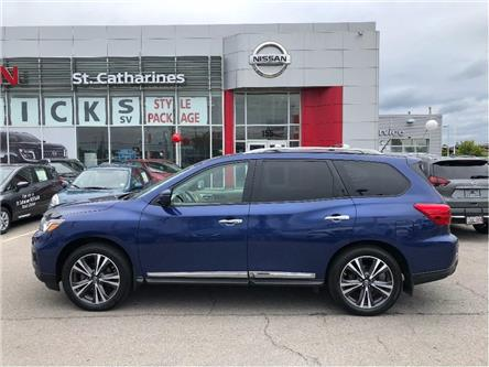 2017 Nissan Pathfinder  (Stk: P2418) in St. Catharines - Image 2 of 25