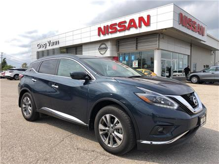 2018 Nissan Murano SV (Stk: U1083A) in Cambridge - Image 1 of 28