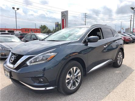 2018 Nissan Murano SV (Stk: U1083A) in Cambridge - Image 2 of 28
