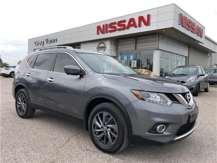 2016 Nissan Rogue SL Premium (Stk: P2649) in Cambridge - Image 1 of 29