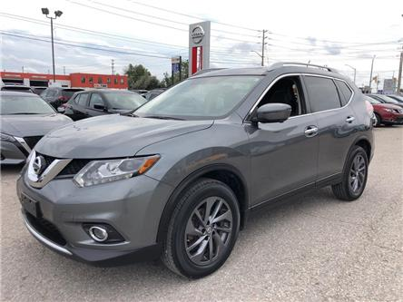 2016 Nissan Rogue SL Premium (Stk: P2649) in Cambridge - Image 2 of 29