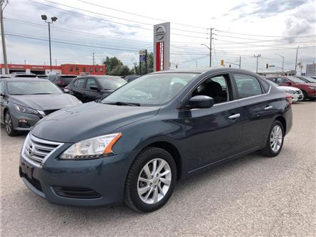 2013 Nissan Sentra 1.8 SV (Stk: V0642A) in Cambridge - Image 2 of 27