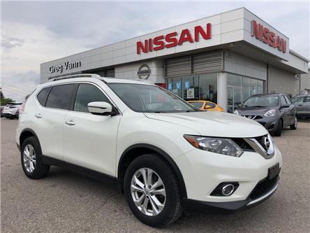 2016 Nissan Rogue SV (Stk: P2648) in Cambridge - Image 1 of 28