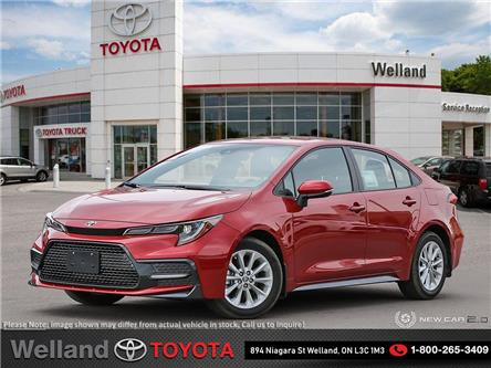 2020 Toyota Corolla SE (Stk: COR6807) in Welland - Image 1 of 24