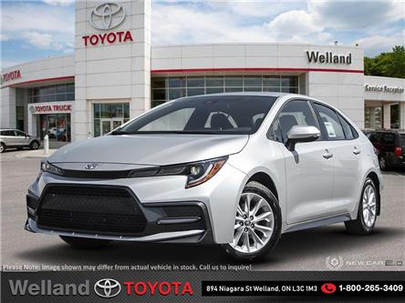 2020 Toyota Corolla SE (Stk: COR6789) in Welland - Image 1 of 24