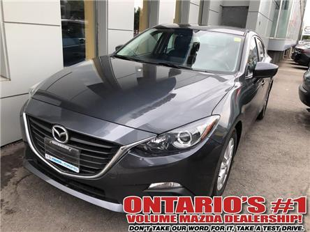 2016 Mazda Mazda3 GS (Stk: P2457) in Toronto - Image 1 of 20