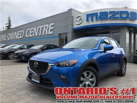 2016 Mazda CX-3 GX (Stk: 82267A) in Toronto - Image 1 of 21
