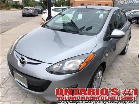 2013 Mazda Mazda2 GX (Stk: 82330A) in Toronto - Image 1 of 19