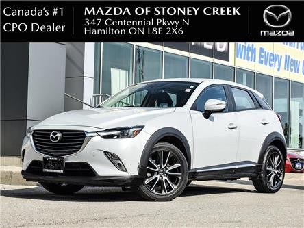 2016 Mazda CX-3 GT (Stk: SU1371) in Hamilton - Image 1 of 22