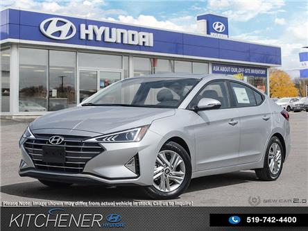 2020 Hyundai Elantra Preferred w/Sun & Safety Package (Stk: 59125) in Kitchener - Image 1 of 23