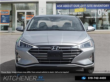 2020 Hyundai Elantra Preferred w/Sun & Safety Package (Stk: 59125) in Kitchener - Image 2 of 23