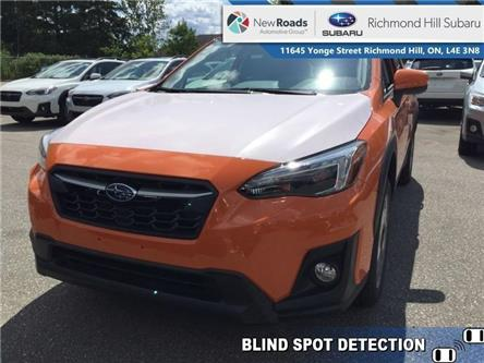 2019 Subaru Crosstrek Sport CVT w/EyeSight Pkg (Stk: 32860) in RICHMOND HILL - Image 1 of 22