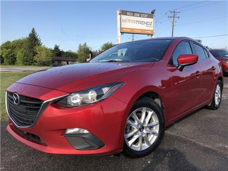 2016 Mazda Mazda3 GS (Stk: -) in Kemptville - Image 1 of 26