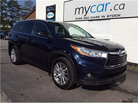 2015 Toyota Highlander XLE (Stk: 191181) in Kingston - Image 1 of 22
