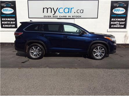 2015 Toyota Highlander XLE (Stk: 191181) in Kingston - Image 2 of 22