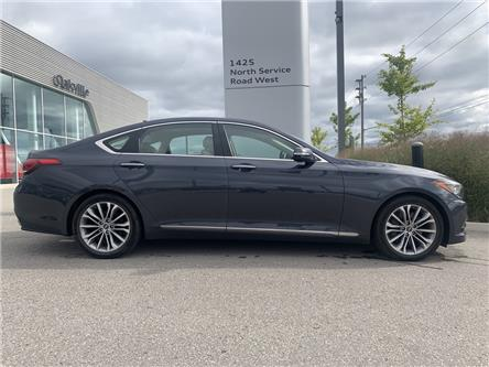2017 Genesis G80 3.8 Technology (Stk: B8857) in Oakville - Image 2 of 23