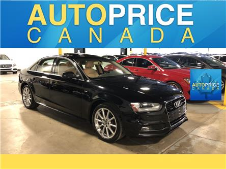 2015 Audi A4 2.0T Progressiv plus (Stk: F0586) in Mississauga - Image 1 of 23