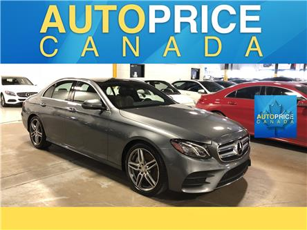 2017 Mercedes-Benz E-Class Base (Stk: W0533) in Mississauga - Image 1 of 26
