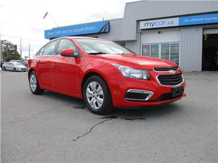 2015 Chevrolet Cruze 1LT (Stk: 191310) in Kingston - Image 1 of 13