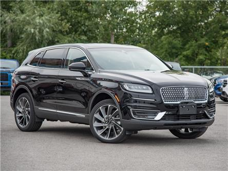 2019 Lincoln Nautilus Reserve (Stk: 19NT887) in St. Catharines - Image 1 of 25