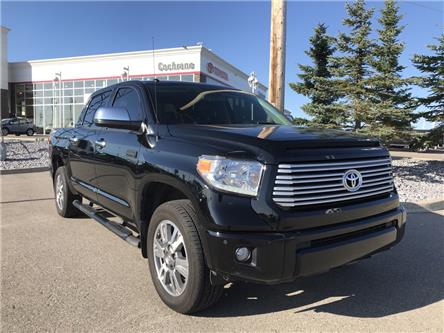 2017 Toyota Tundra SR5 Plus 5.7L V8 (Stk: 2923) in Cochrane - Image 1 of 17