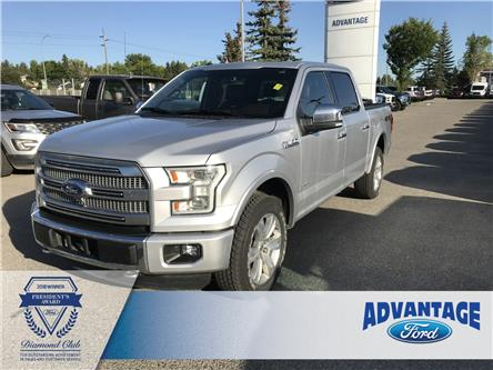2015 Ford F-150 Platinum (Stk: K-1553B) in Calgary - Image 1 of 26