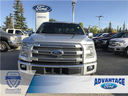 2015 Ford F-150 Platinum (Stk: K-1553B) in Calgary - Image 2 of 26