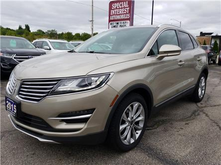 2015 Lincoln MKC Base (Stk: J04758) in Cambridge - Image 1 of 22